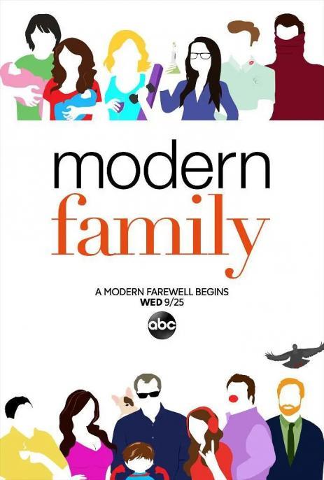 摩登家庭 1-11季 Modern Family Season 11 (2019)大结局