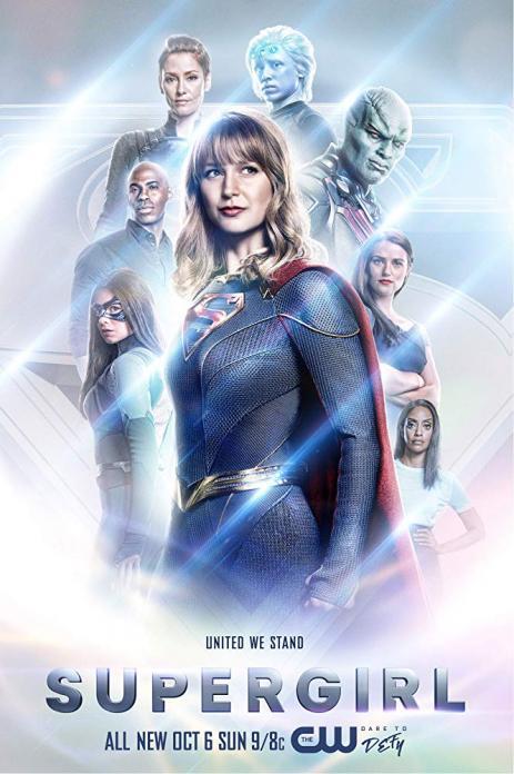 超级少女 1-6季 Supergirl Season 6  (2021)