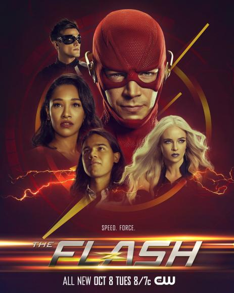 闪电侠 1-7季 The Flash Season 6 (2021)