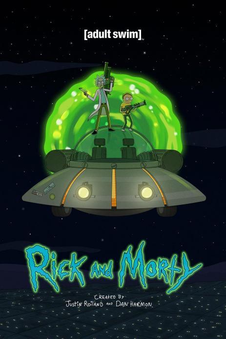 瑞克和莫蒂 1-5季 Rick and Morty(2021)